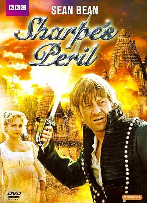 SHARPE'S PERIL BY SHARPE (DVD)