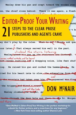 Editor-Proof Your Writing By McNair, Don